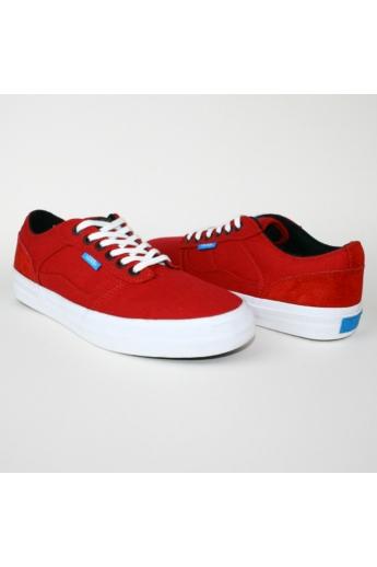 VANS OTW BEDFORD LOW férfi sportos cipő sneaker, piros színben, VN-0 UAO8HU modell