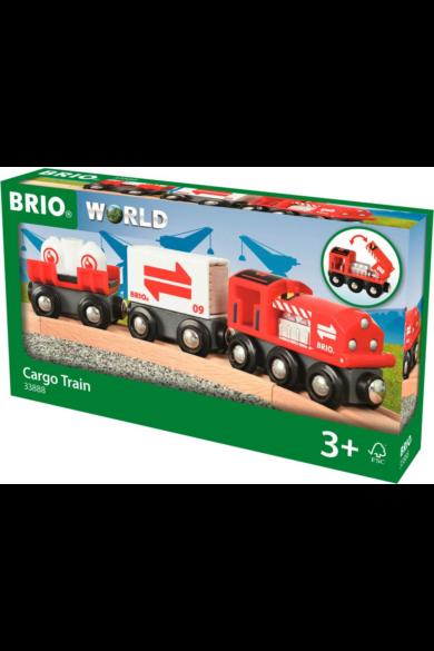 Teherszállító vonat 33888 Brio