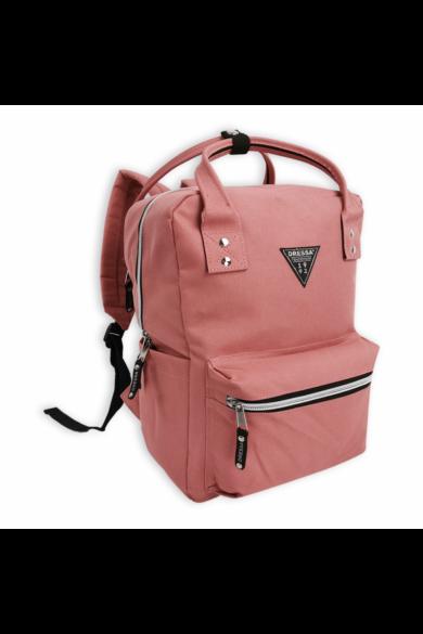 Dressa Urban női városi hátizsák és kézitáska - rózsaszín | Egy méretes