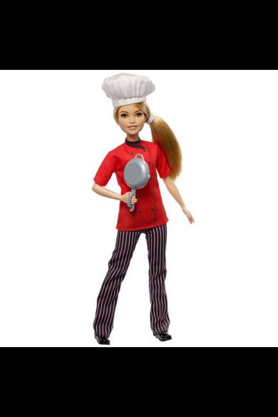 Barbie Karrierbabák -  Szakács Barbie Mattel