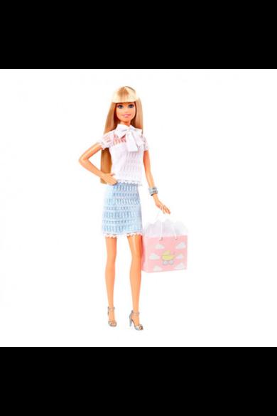 Babaváró buli - Barbie