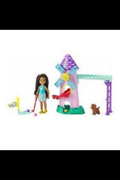 Barbie Chelsea kiegészítő szettek- Mini Golf