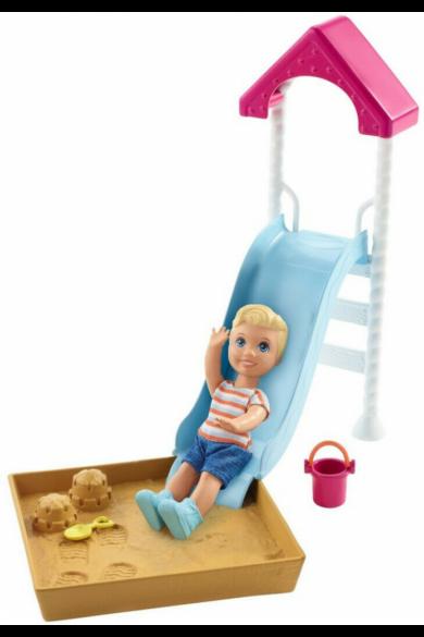 Barbie bébiszitter kiegészítő szettek