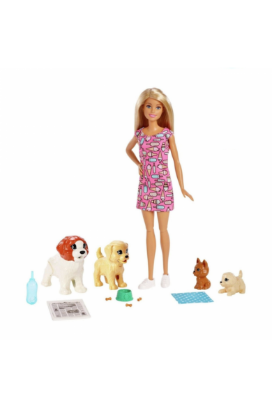 Barbie kutyaóvoda