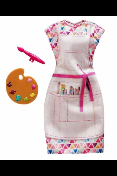 Barbie karrier ruhák - Festő köpeny