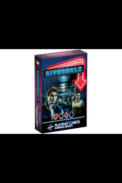 Waddington Riverdale kártyajáték