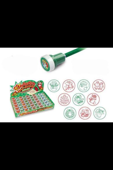 Nyomda kör alakú Karácsonyi Bonsai