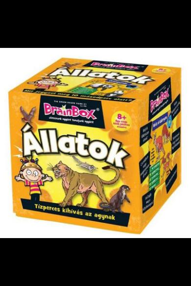 Állatok BrainBox