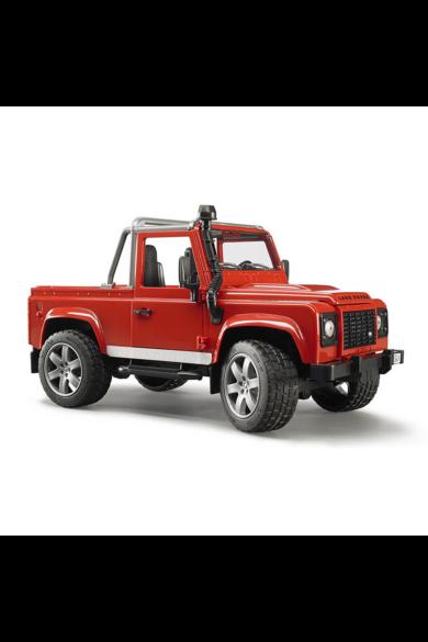 Bruder Land Rover Defender Pick Up (02591)
