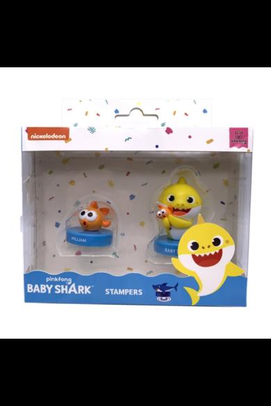 Baby Shark nyomda 2 db-os (többféle)