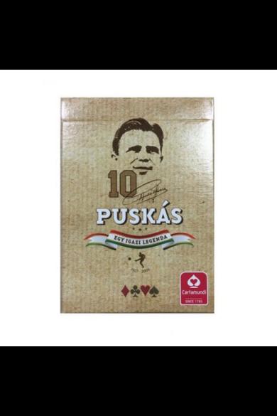 Puskás - Egy igazi legenda póker kártya