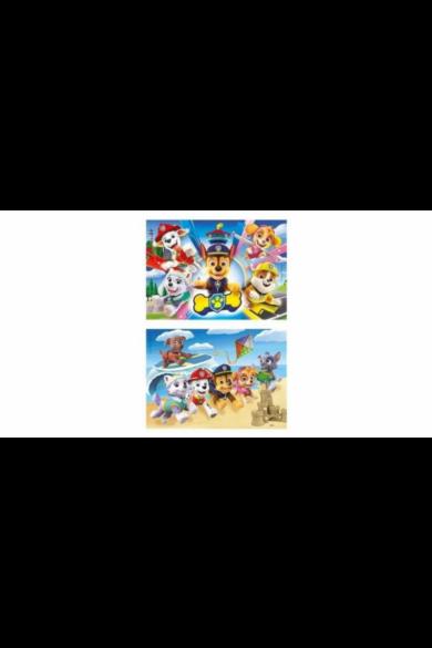 2x20 db-os puzzle Mancs Őrjárat