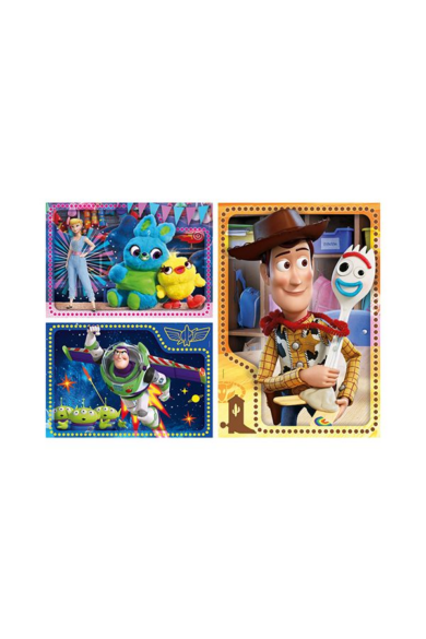 3X48 DB-OS SUPERCOLOR PUZZLE - Toy Story 4 Clementoni