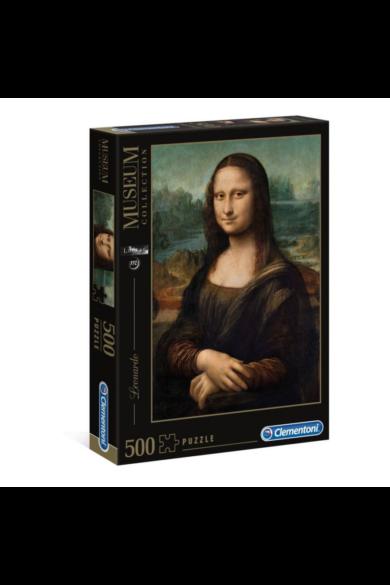 500 DB-OS PUZZLE MUSEUM COLLECTION - DA Clementoni