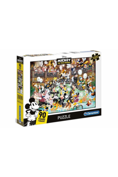 1000 db-os puzzle - Mickey Mouse - 90 év