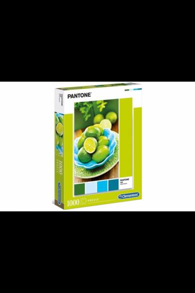 1000 db-os puzzle - Pantone 382 - Lime p