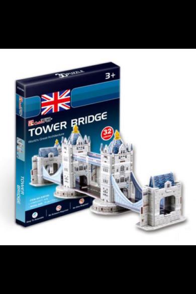 3D puzzle mini méret Tower Bridge CubicFun