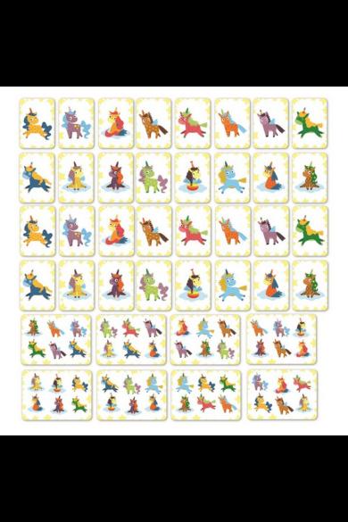Dodo Memóriajáték - Dodo madarak