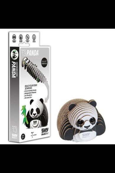 EUGY Panda 3D puzzle