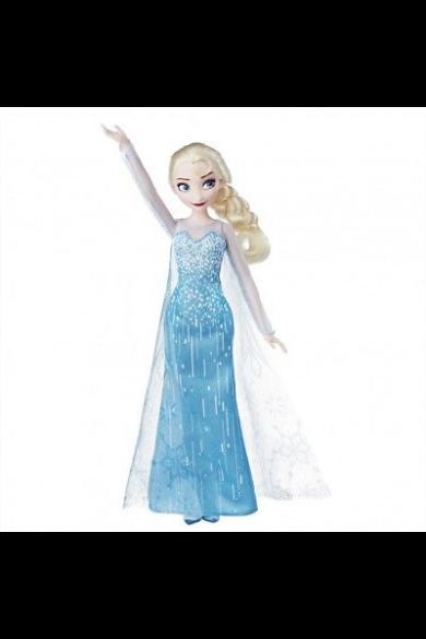 Disney jégvarázs II  divat baba - Elsa