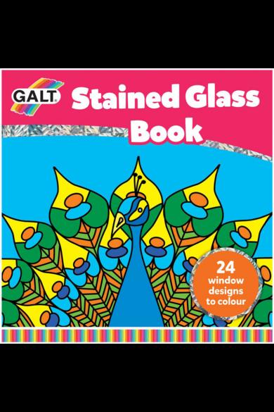Ólomüveg festő könyv Galt