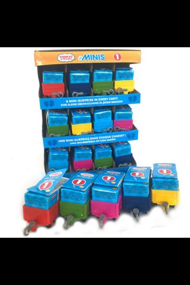 Thomas rakomány mini meglepetés mozdony