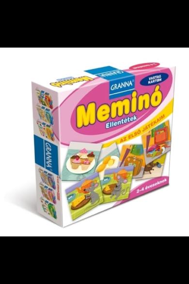 Granna-Memino-Ellentétek