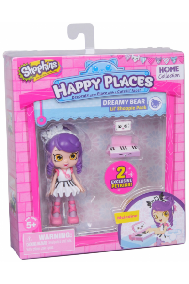 Happy Places 1 db-os szett - Melodine