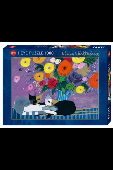 HEYE PUZZLE 1000 DB - SLEEP WELL!