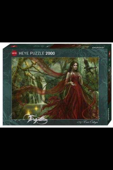 HEYE PUZZLE 2000 DB - ORTEGA NEW RED
