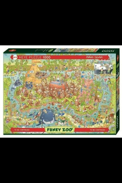 HEYE PUZZLE 1000 DB - AUSTRALIAN HABITAT