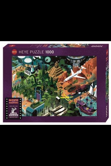 HEYE PUZZLE 1000 DB - STEVEN SPIELBERG FILMS