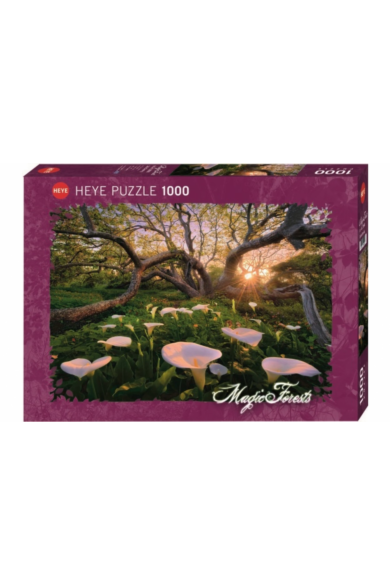 HEYE PUZZLE 1000 DB - CALLA CLEARING