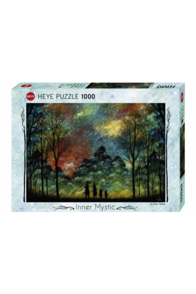 HEYE PUZZLE 1000 DB - WONDROUS JOURNEY