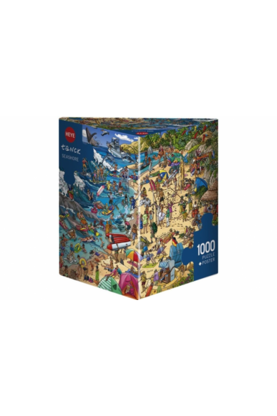 HEYE PUZZLE 1000 DB - SEASHORE