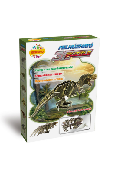 3d puzzle, tyrannosaurus rex Hope Winning