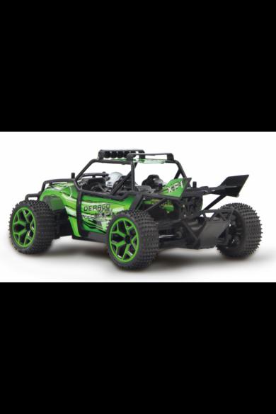 Derago XP1 távirányítós offroad kisautó, zöld 410012 Jamara
