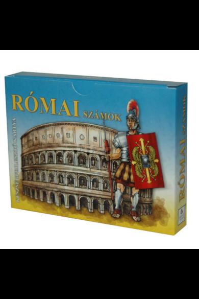 Római számok Kártyajáték