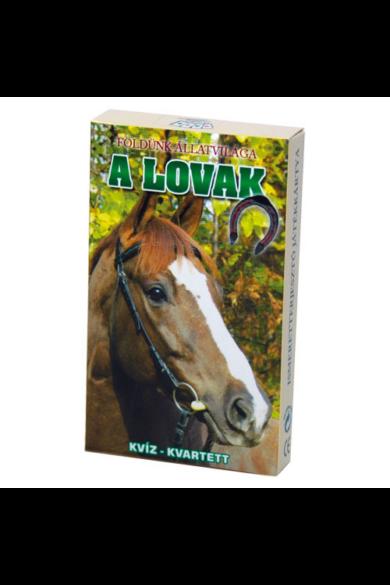 Kvartett: A lovak