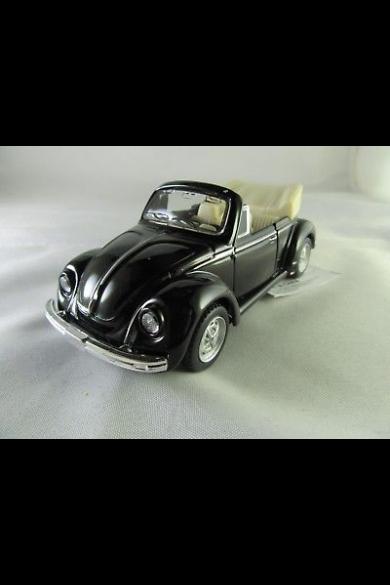 Maisto VW kisautó - fekete kisautó 24001-1 Maisto