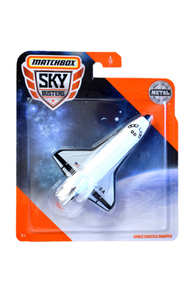 Matchbox  Space Shuttle Orbiter Repülő