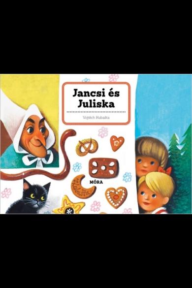 JANCSI ÉS JULISKA - 3D MESE - TÉRBELI mesekönyv