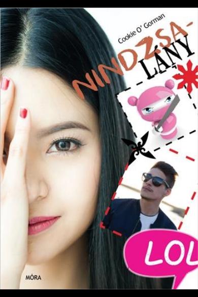 Nindzsalány - LOL-könyvek