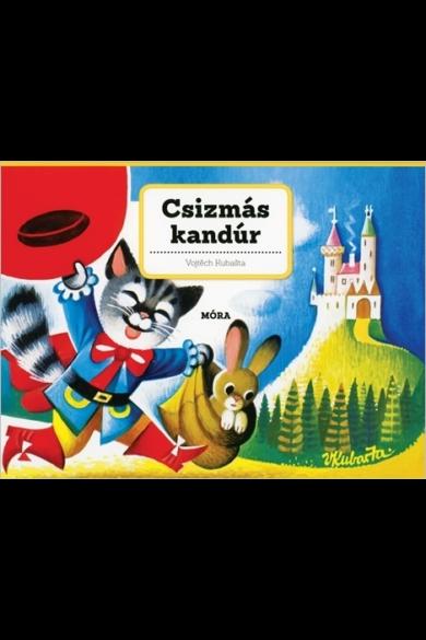 CSIZMÁS KANDÚR - 3D MESE - TÉRBELI mesekönyv