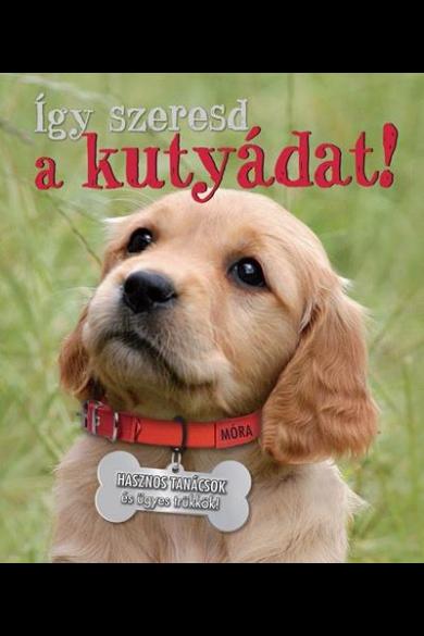 Így szeresd a kutyádat! - Hasznos tanácsok és ügyes trükkök!