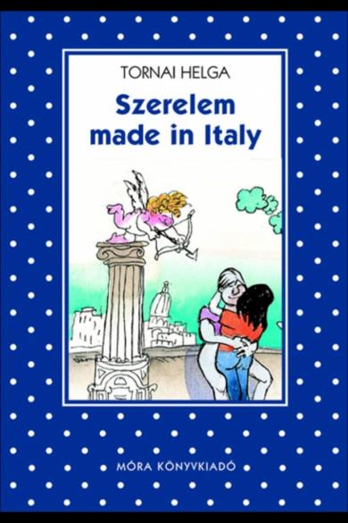 SZERELEM MADE IN ITALY - Pöttyös könyvek