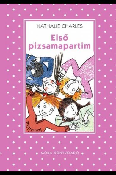 Első pizsamapartim - Pöttyös sorozat