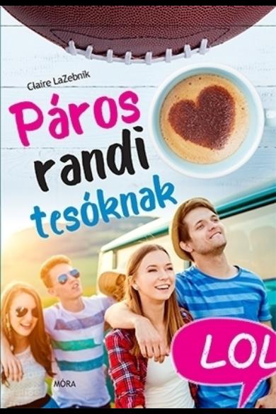 Páros randi tesóknak - LOL-könyvek