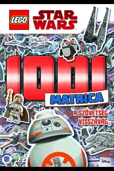 LEGO Star Wars 1001 Matrica  - A Szövetség visszavág