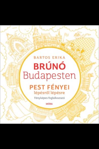 Pest fényei lépésről lépésre - fényképes foglalkoztató - Brúnó Budapesten 4.